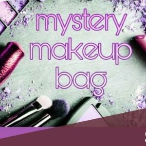 Other - Makeup mystery bag, makeup mystery box
